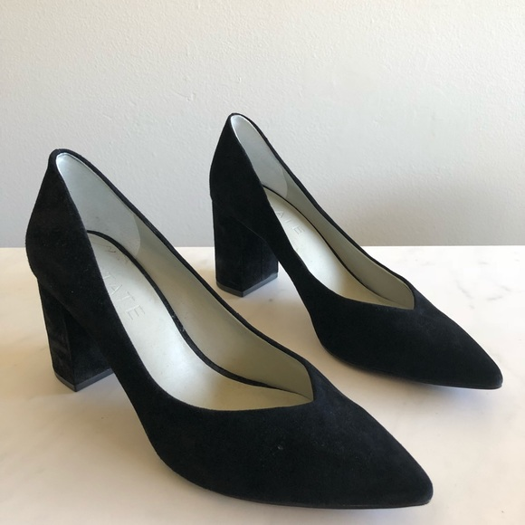 46fd80a17dbe 1. State Shoes - NORDSTROM 1.Slate Black Pump Heels